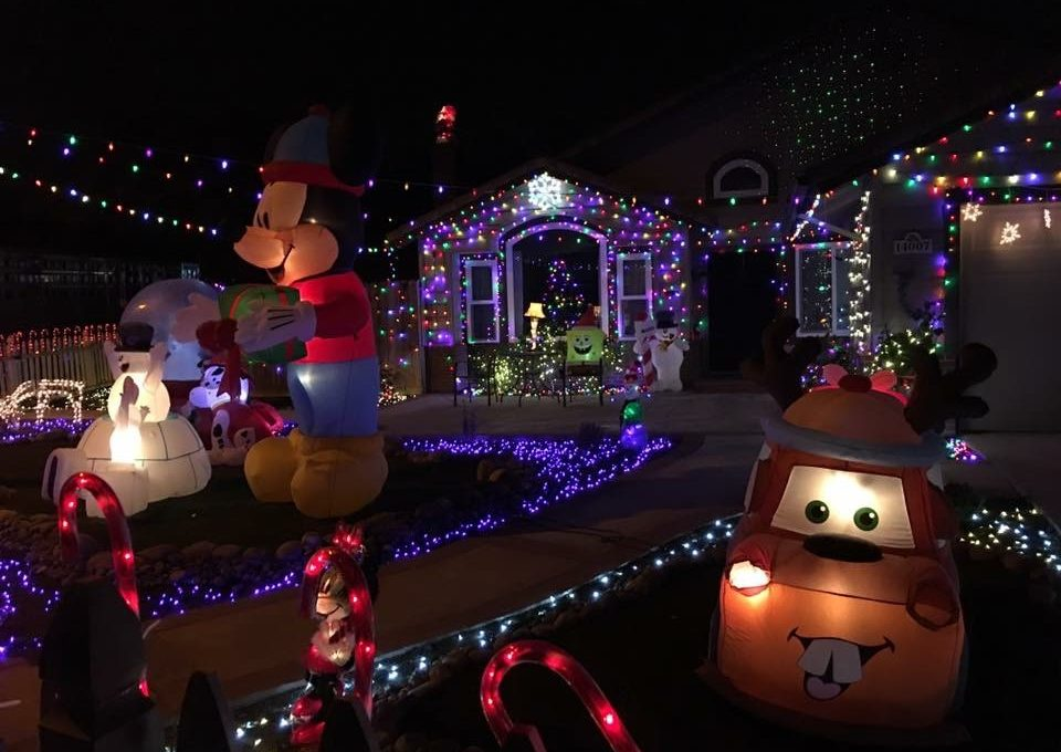 Nice ... Activities In San Diego During The Holidays Is Taking A Stroll Down  Candy Cane Lane. We Have Friends Who Live In This Neighborhood And We Love  To Visit ...